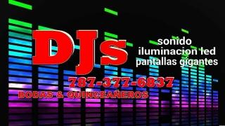 DJ en Guayama y area sur PR