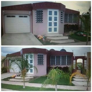Alquiler de Casa en Brisas del Mar, Guayama