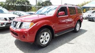 Nissan Pathfinder Le Rojo 2012