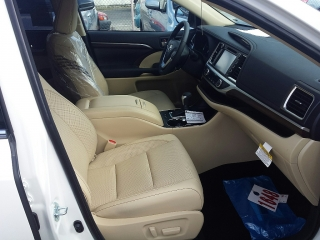 TOYOTA HIGHLANDER LIMITED '15 GPS/PANORAMICA