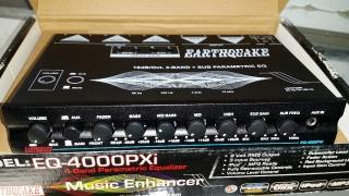 Pre Amp Earthquake 9 Volts