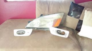 Foco Izquierdo y Ambos Fog Light Honda Accord 2006 BARATO!!!!!!!!