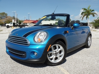 MINI COOPER CONVERTIBLE 2012 MATOS 787-923-0173