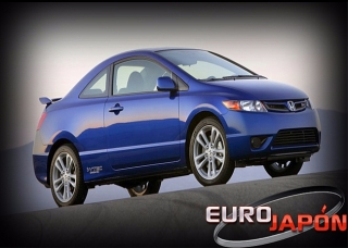HONDA CIVIC SI 2006 EUROJAPON