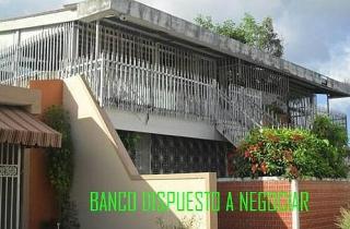 URB. VILLA RICA *BANCO DISPUESTO A NEGOCIAR*
