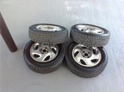 Aros de Honda CRX 90-91