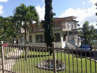 Excelente Propiedad 2 Casas, 3.2 cds terreno en Barranquitas