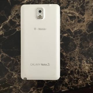 Galaxy note 3 de tmobile