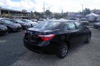 Toyota Corolla L Negro 2015