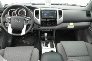 Toyota Tacoma Prerunner Negro 2015