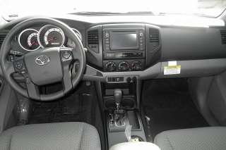 Toyota Tacoma Base Blanco 2015