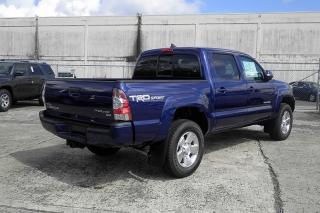 Toyota Tacoma Prerunner Azul 2015