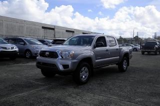 Toyota Tacoma Prerunner Gris 2015