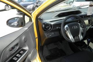 Toyota Prius C Four Amarillo 2015