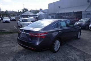 Toyota Avalon Hybrid Xle Gris Oscuro 2015