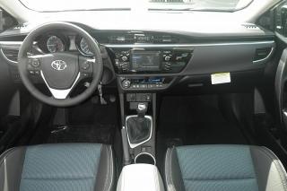 Toyota Corolla S Blanco 2015