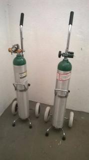 Venta de 2 tanques de oxigeno