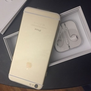 Apple Iphone 6 & 6 Plus 128gb gold