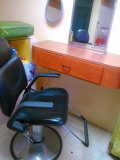estación de barbero