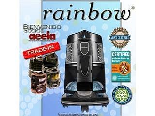 Aspiradora Rainbow e2 Black Ultimo Modelo