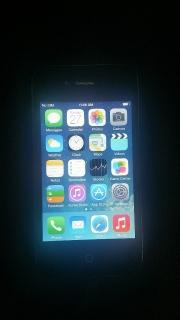 iphone 4 16 att negro