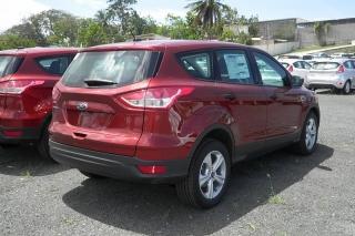 Ford Escape S Rojo Vino 2015