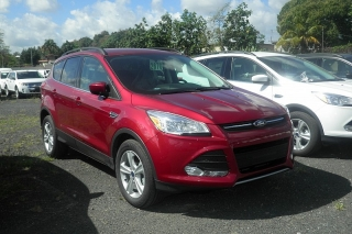 Ford Escape Se Rojo 2015