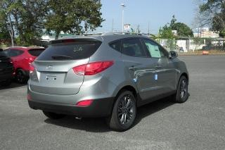 Hyundai Tucson Gls Gris Oscuro 2015