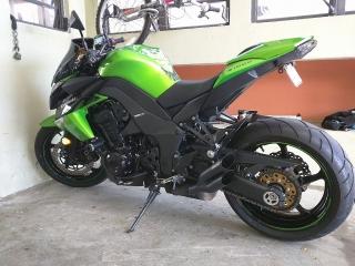 2011 Kawasaki Z 1000