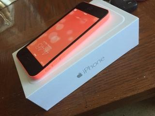 Se vende iPhone 5c
