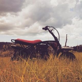 Se Vende Motora Motovox En Buenas Condiciones $200