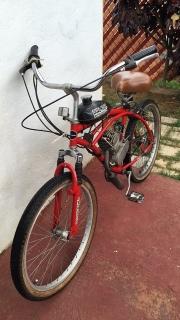 Bicicleta De Motor 80cc Area De Bayamon