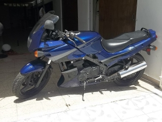 Kawasaki Ninja 500   2004