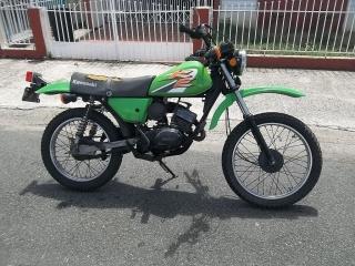 Kawasaki KE-100