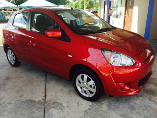MITSUBISHI MIRAGE 2015 787-672-3521 ROY ALICEA