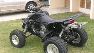 2008 Honda TRX 700XX