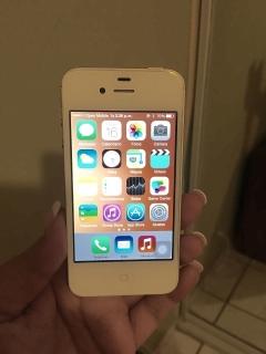 Iphone 4 16GB Blanco