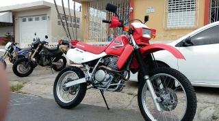 2007 Honda XR650