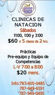 EQUIPO DE NATACIÓN (ENTRENAMIENTO)