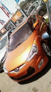 Hyundai Veloster Turbo 2012!!