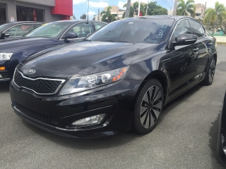 KIA OPTIMA 2013  TURBO