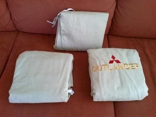 Cover de asientos para Mitsubishi Outlander