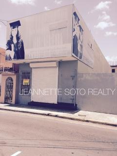 Calle Goyco , amplio local comercial 3,280 p
