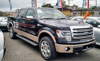 Ford F-150 King Ranch 2013!