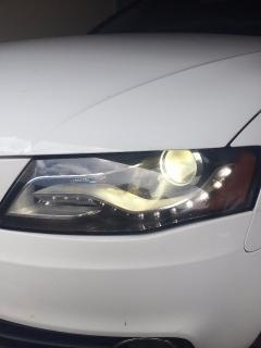 Audi A4 Turbo 2010 Blanco