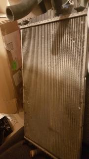 radiador mazda 3 2004 2.0