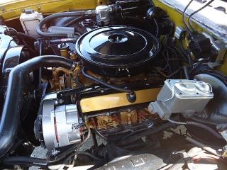 Oldsmobile Cutlass S 1972 Oro