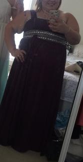 Vestido perfecto para Prom o Boda.