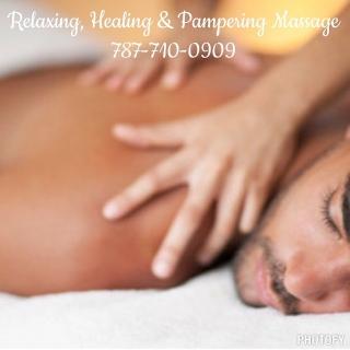 Relax & Heal Stress Away...