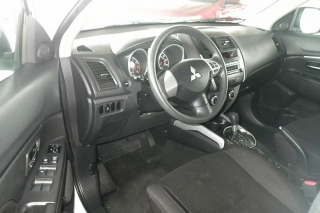 Mitsubishi Outlander Sport Es Blanco 2013